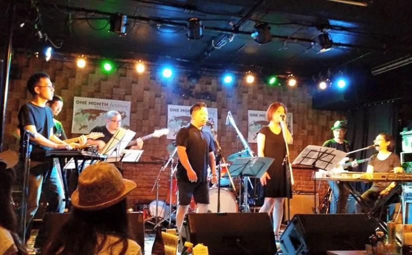 7/29は名古屋「得三」にてryochestraのライブでギターを弾きます。